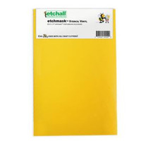 """Etchall Etchmask vinyl 9 """""""