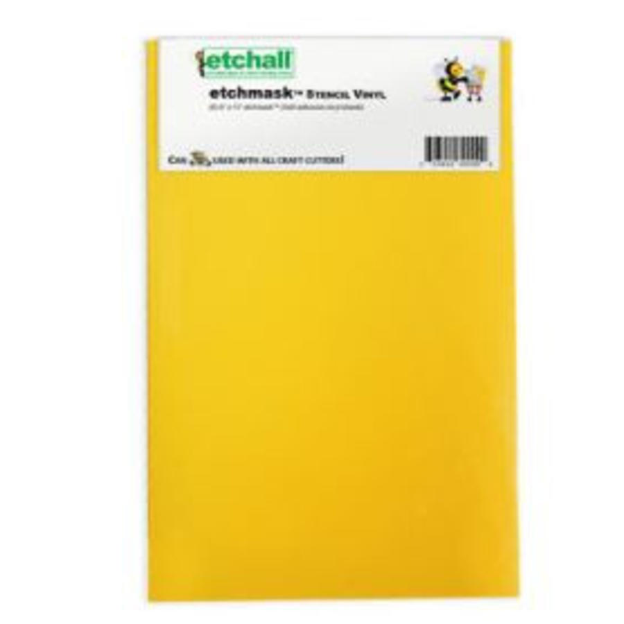 """Etchall Etchmask vinyl 9""""-1"""