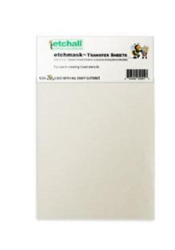 Feuilles de transfert Etchall Etchmask