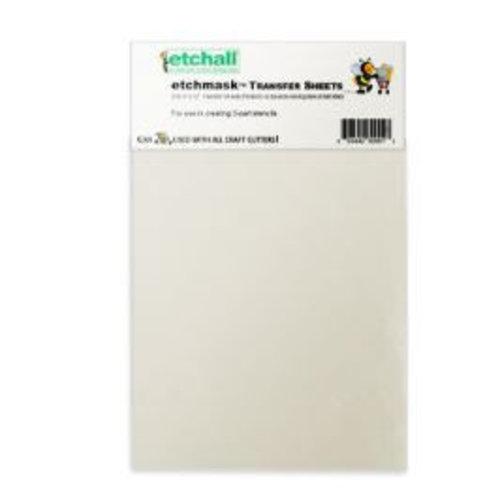 Etchall Etchmask Transferblätter