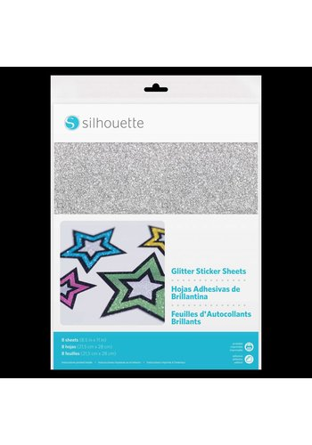 Glitter Sticker Sheets