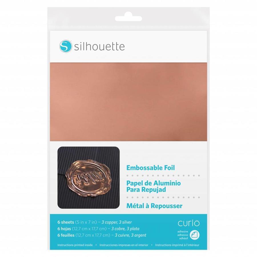 Embossable foil-1
