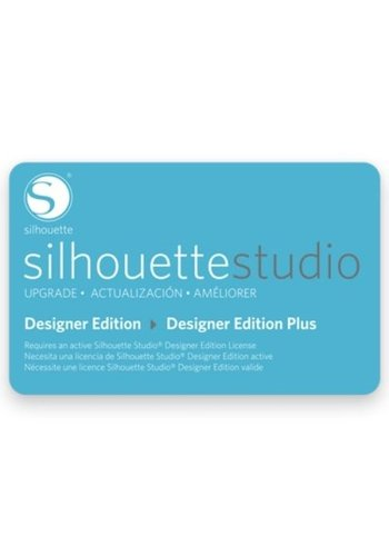 Upgrade van Studio Designer Edition naar Designer Edition PLUS-Downloadcode