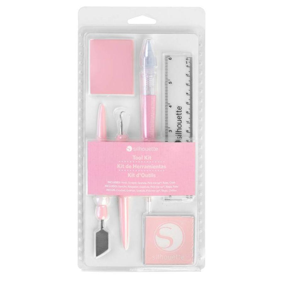 Werkzeugset Pink-1