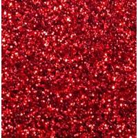 Flex Glitter Red