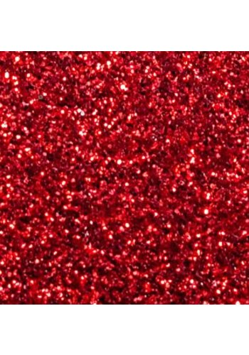 Feuille flexible Glitter Red