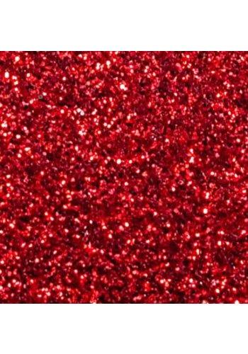 Flex foil Glitter Red