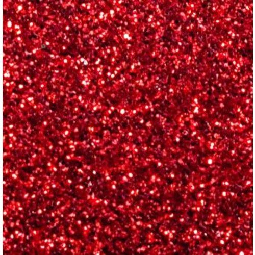Feuille flexible Glitter Red