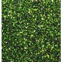 Flex Glitter Dark Green