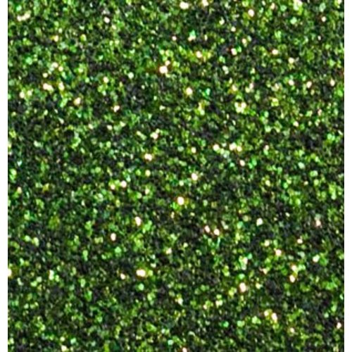 Flex Glitter Dark Green