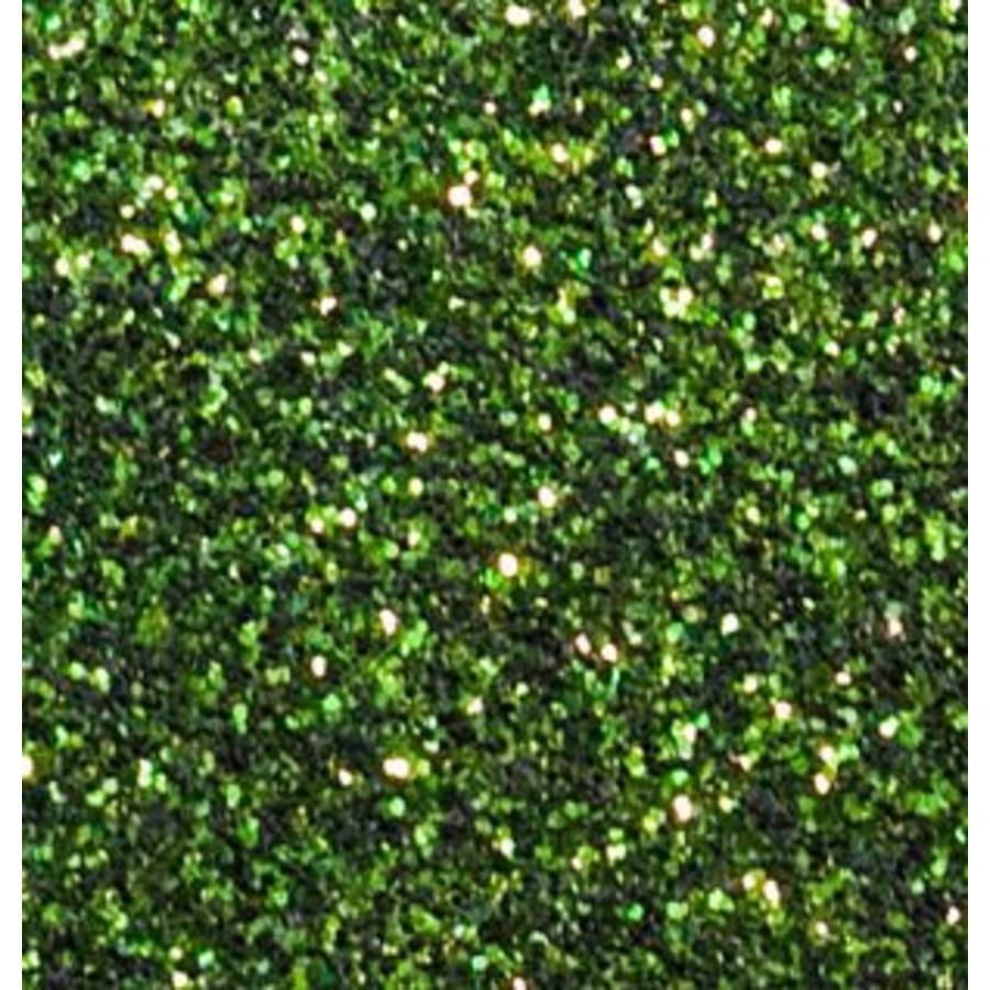 Flexfolie Glitter Dark Green-1