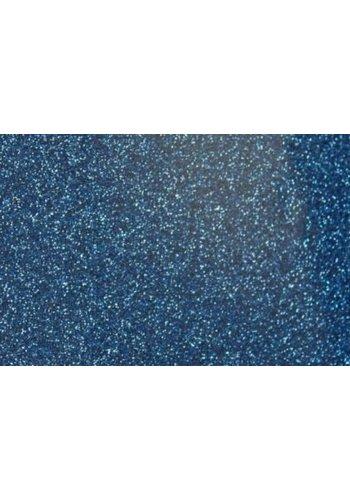 Feuille flexible Glitter Blue