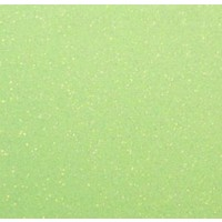 Flex Glitter Neon Green