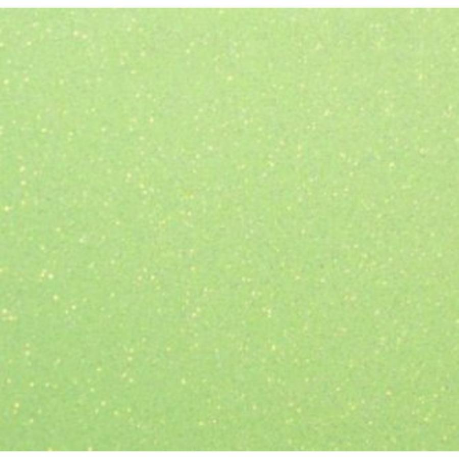 Flex Glitter Neon Green-1