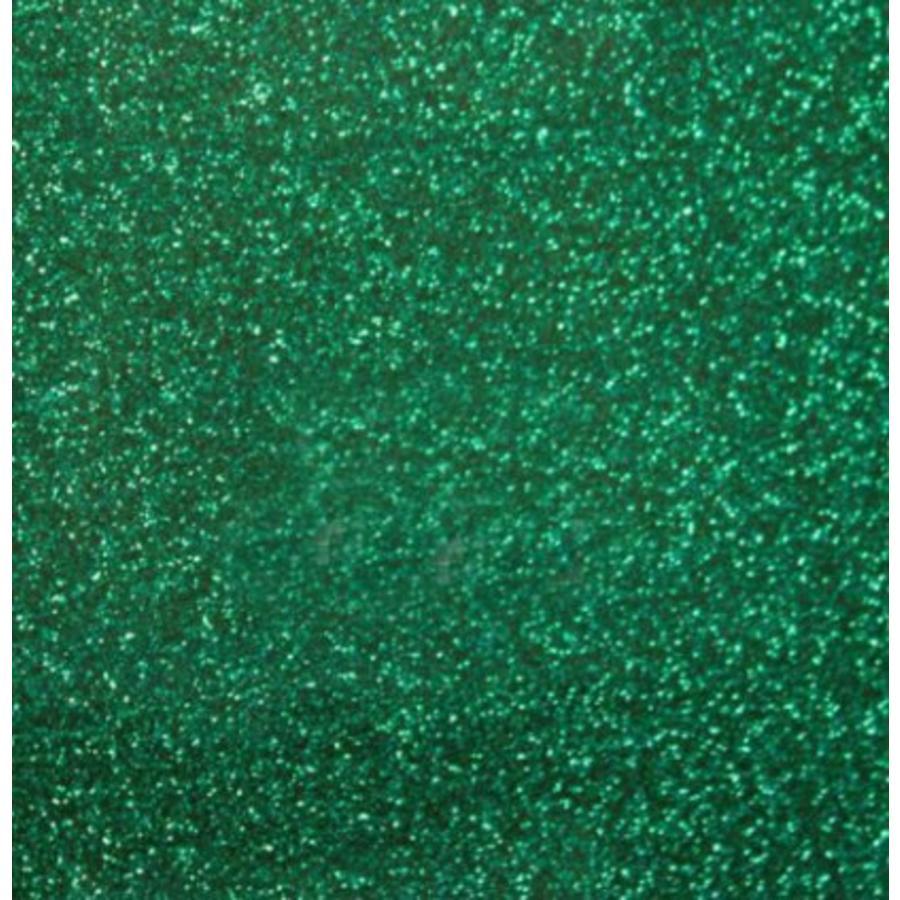 Flex foil Glitter Emerald-1