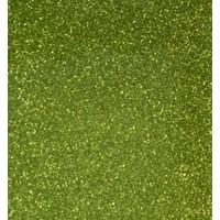 Flex Glitter Light Green