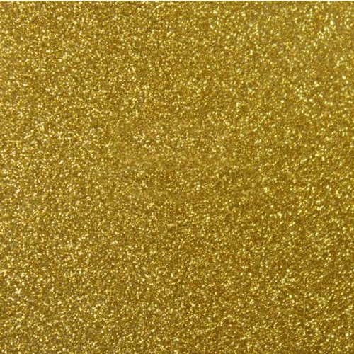 Flex glitter Old Gold