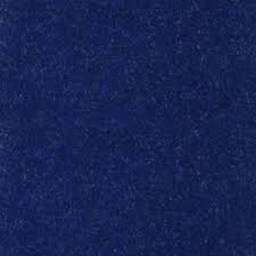 Flock foil Royal Blue