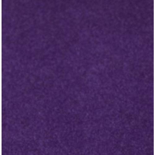 Flock foil Purple