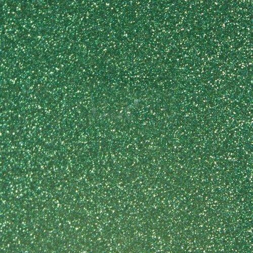 Feuille souple Glitter Jade