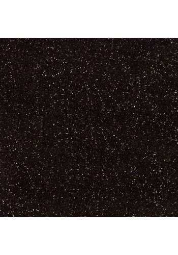 Feuille flexible Glitter Black
