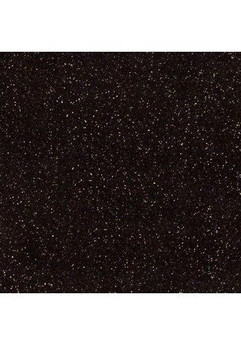 Flex foil Glitter Black