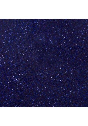 Flex foil Glitter Royal Blue