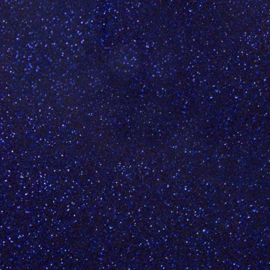 Flex foil Glitter Royal Blue-1