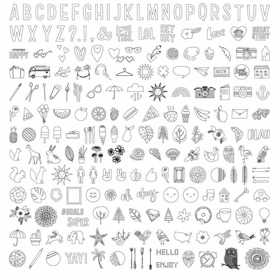 Foil Quill USB Artwork Drive: Amy Tangerine-2
