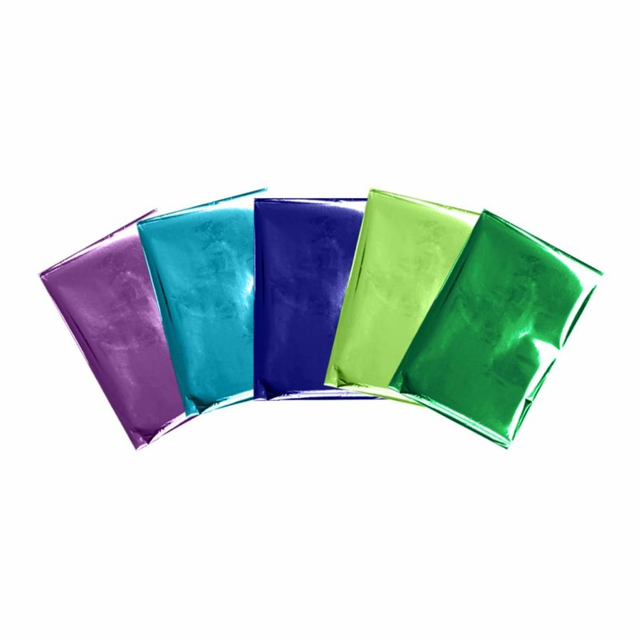 Foil Quill Foil Sheets Peacock-1