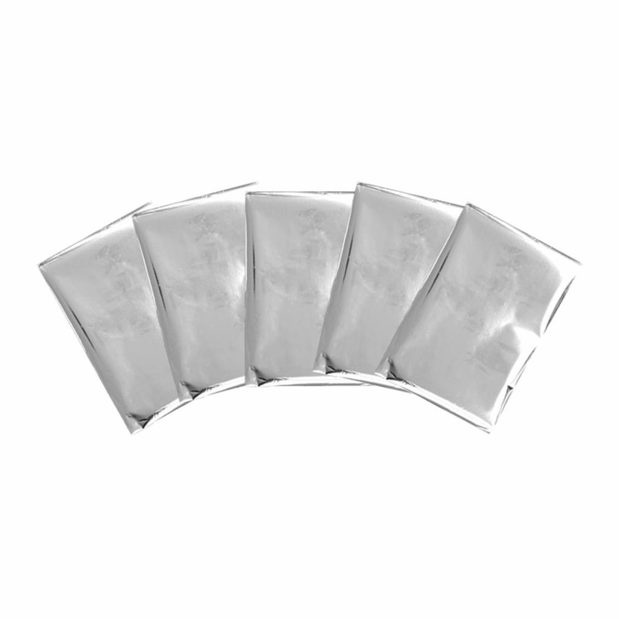 Foil Quill Foil Sheets Silver Swan-1