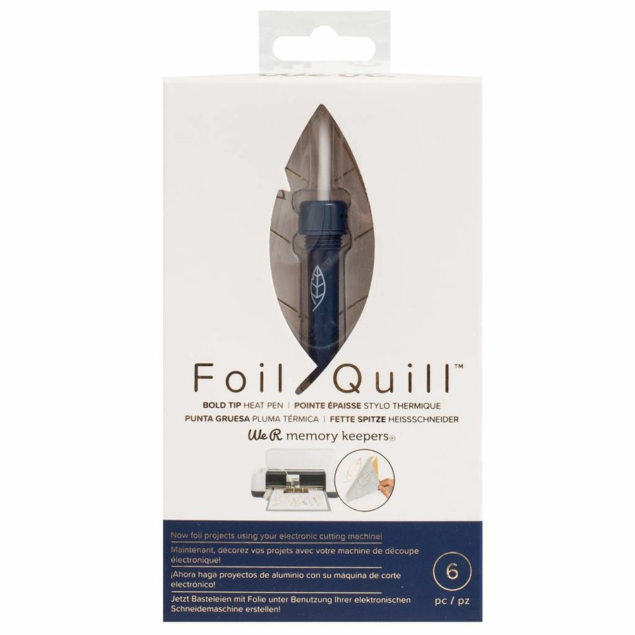 Foil Quill Pen Bold Tip-1