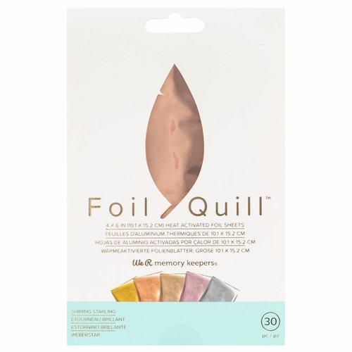 Foil Quill sheets & rolls