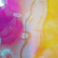"""thumb-Vinyl met holografische uitstraling  -  12"""" x 12""""  -  Verschillende kleuren-4"""