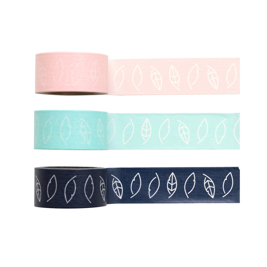 Foil Quill Washi Tape-1