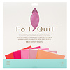 We R Memorykeepers Foil Quill Sheets 12 x 12 - FLAMINGO