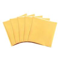 thumb-Feuilles de plume d'aluminium 12 x 12 - GOLD FINCH-3