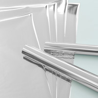 thumb-Foil Quill Sheets 12 x 12 - SILVER SWAN-3