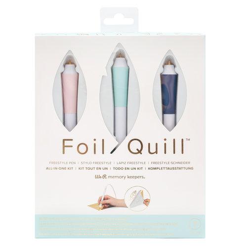 Kit de démarrage pour stylo Freestyle Foil Quill