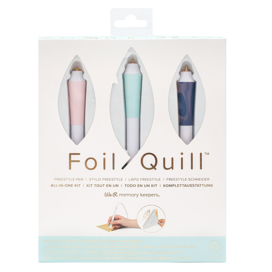 Foil Quill Freestyle Pen Starter kit-1