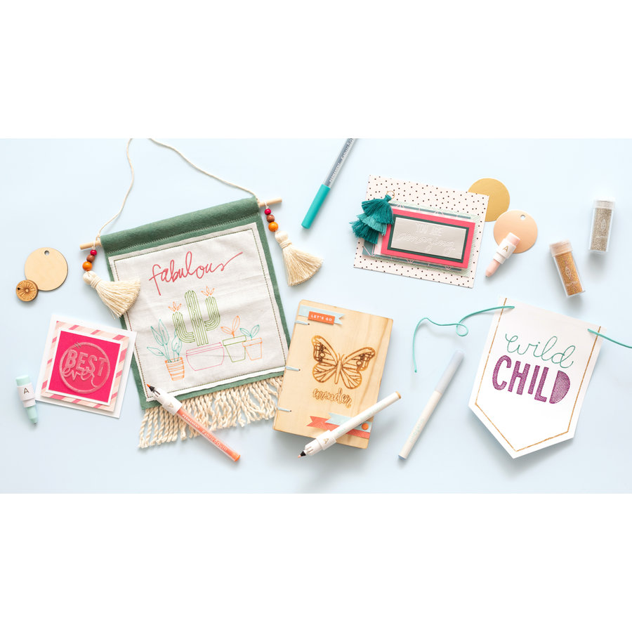 Fabric Quill Starter Kit-6