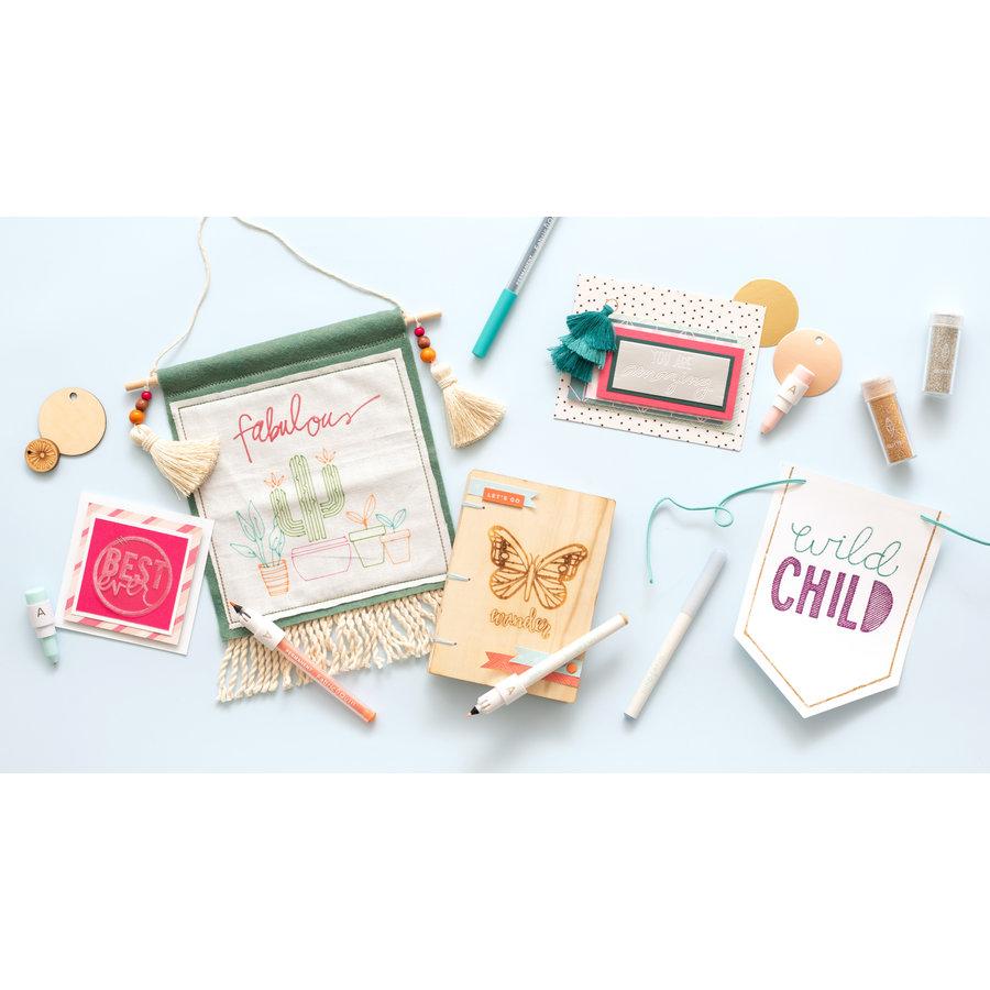 Kit de démarrage Fabric Quill-6