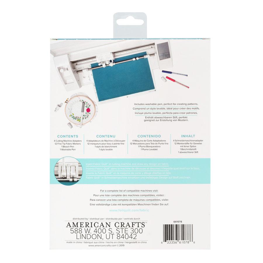 Fabric Quill Starter Kit-2