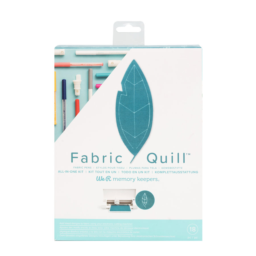 Fabric Quill Starter Kit-1
