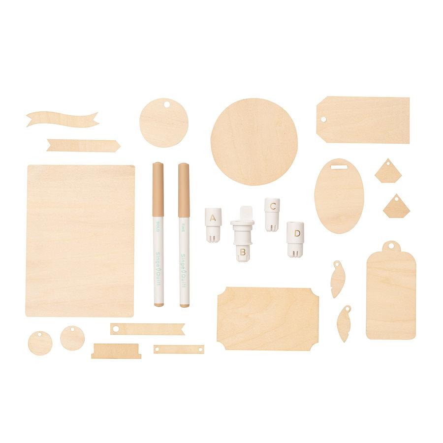 Singe Quill Starter kit-3