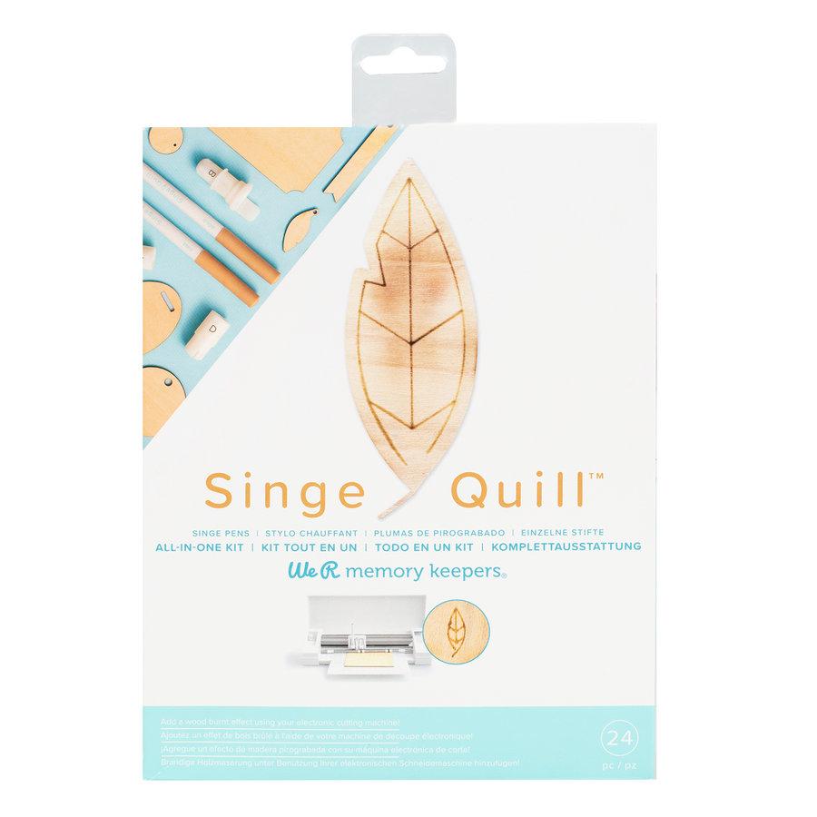 Kit de démarrage Singe Quill-1