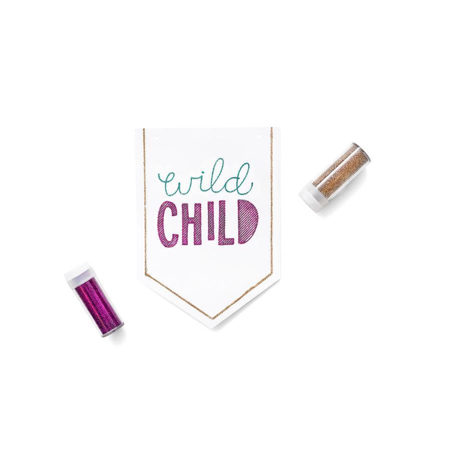 Glue Quill Glitter Multi (6cv)-3