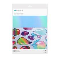 thumb-Sticker Papier - schillernd-1