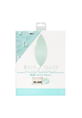Kit de démarrage Etch Quill
