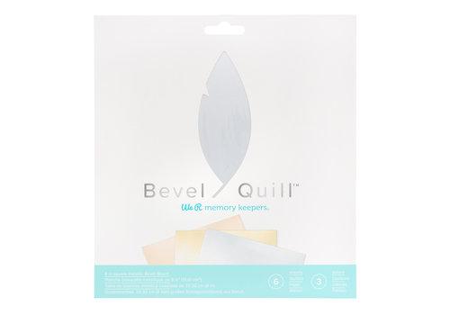 Bevel Quill - Feuilles de panneaux biseautés